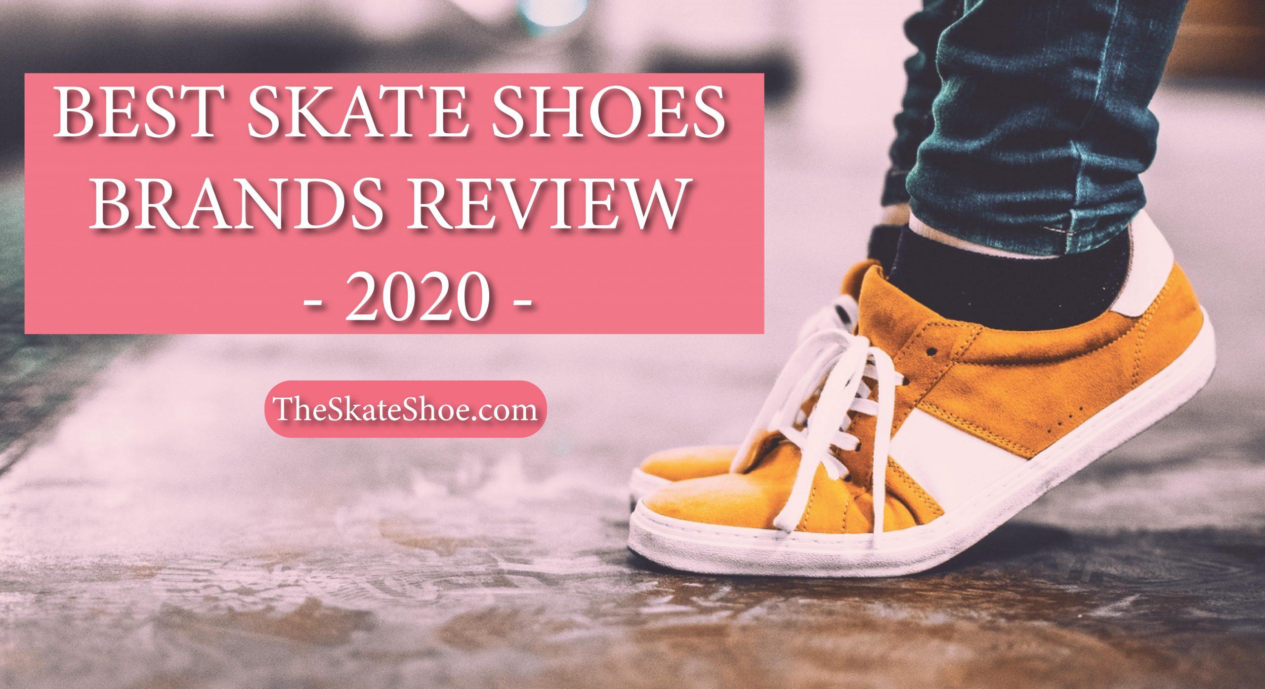 Best Skate Shoes Brands