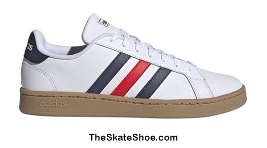 Adidas Men's Grand Court Skate Shoe