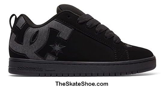 DC Mens Court Skate Shoes