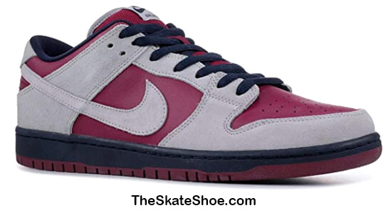 Nike Sb Dunk Low Pro Skate Shoes