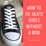 How To Tie Skate Shoes