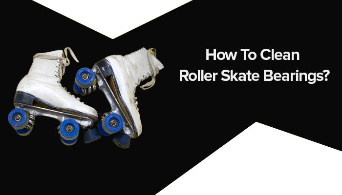 How To Clean Roller Skate Bearings 2