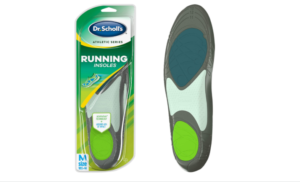 Dr. Scholl's RUNNING -(Insoles for Reduce Shock)