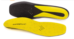 Superfeet Hockey -(Insoles for Orthotic Support)