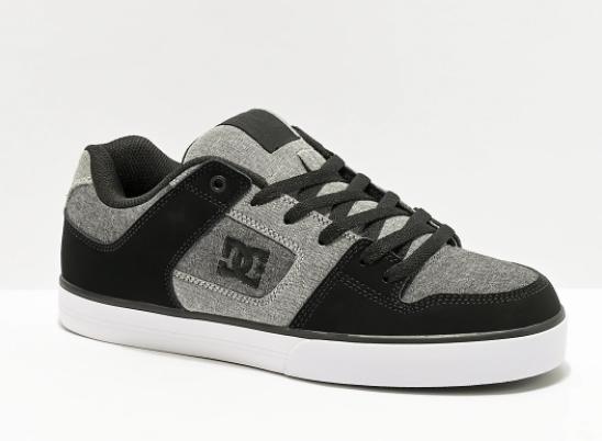 Textile Skate shoes