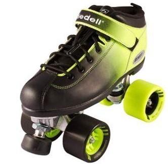 Riedell Skates Quad Roller Speed Skates – Ultra Durable Skates