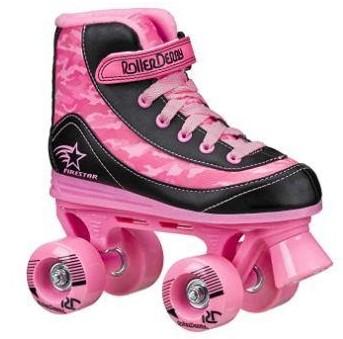 Firestar Youth Girls Roller Skates – Best Manmade Material