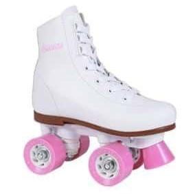 Chicago Girls White Roller Quad Skate – Most Durable Girl Skates