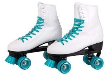 C Seven C7 Skates Soft Faux Leather Quad– Most Comfortable Leather Roller Skates
