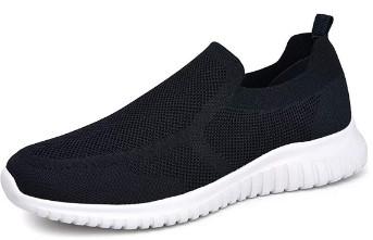 konhill Men's Breathable Walking Shoes